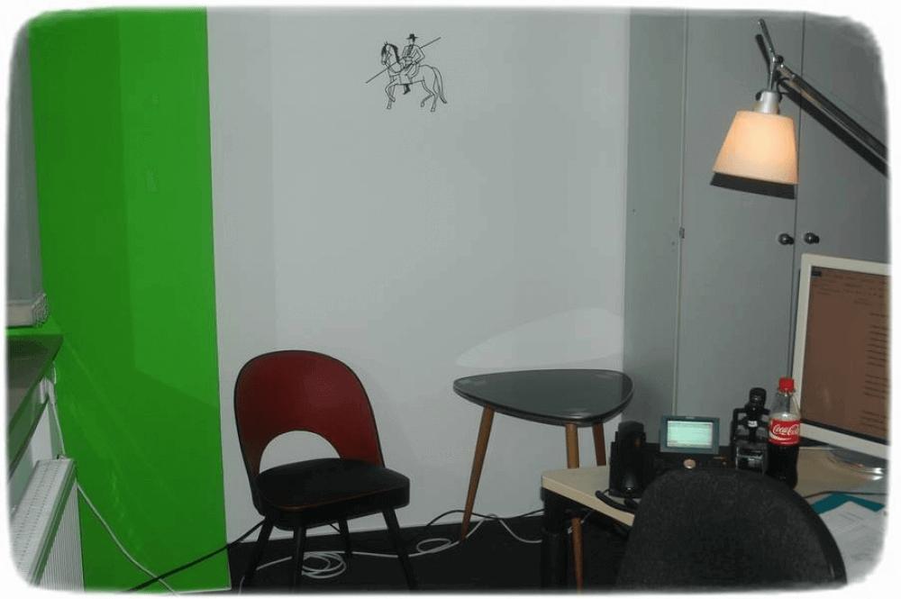 darf ich mir eine eigene ecke im b ro einrichten. Black Bedroom Furniture Sets. Home Design Ideas