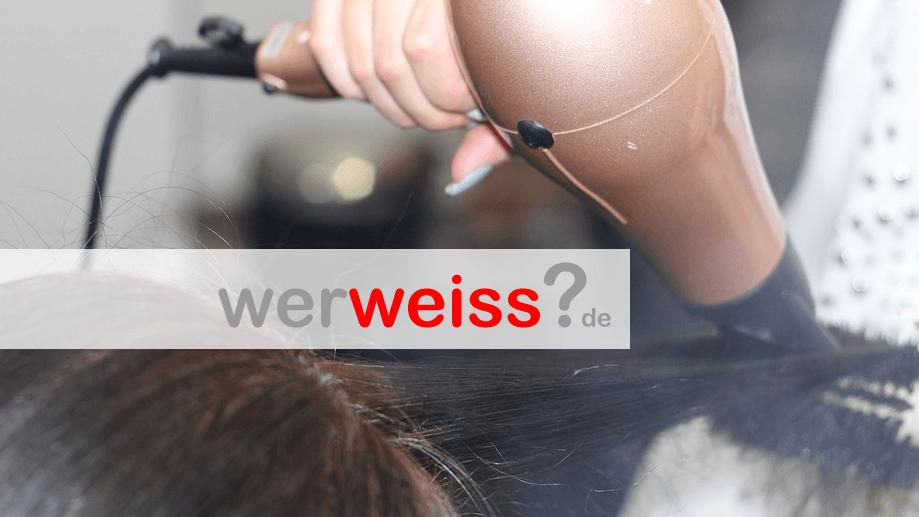 Haarspray selber machen?