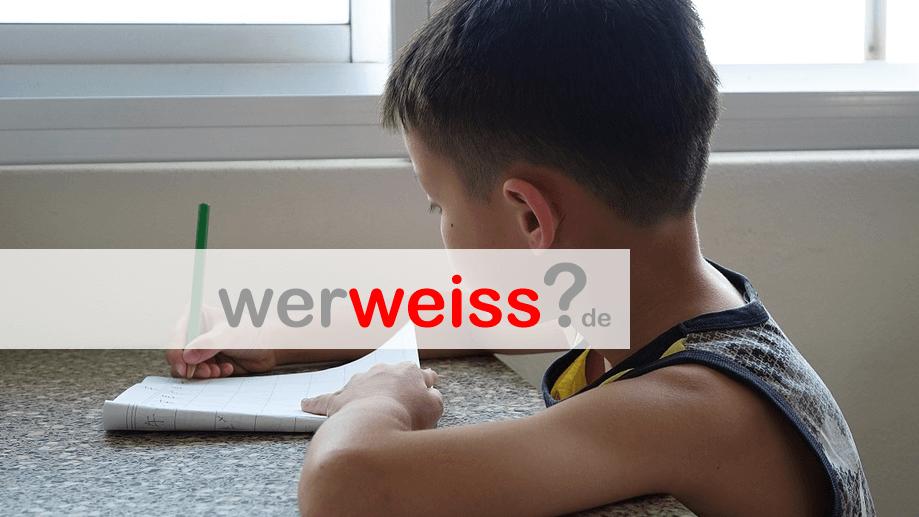 Mein Sohn will nicht lernen, was soll ich tun? | werweiss.de