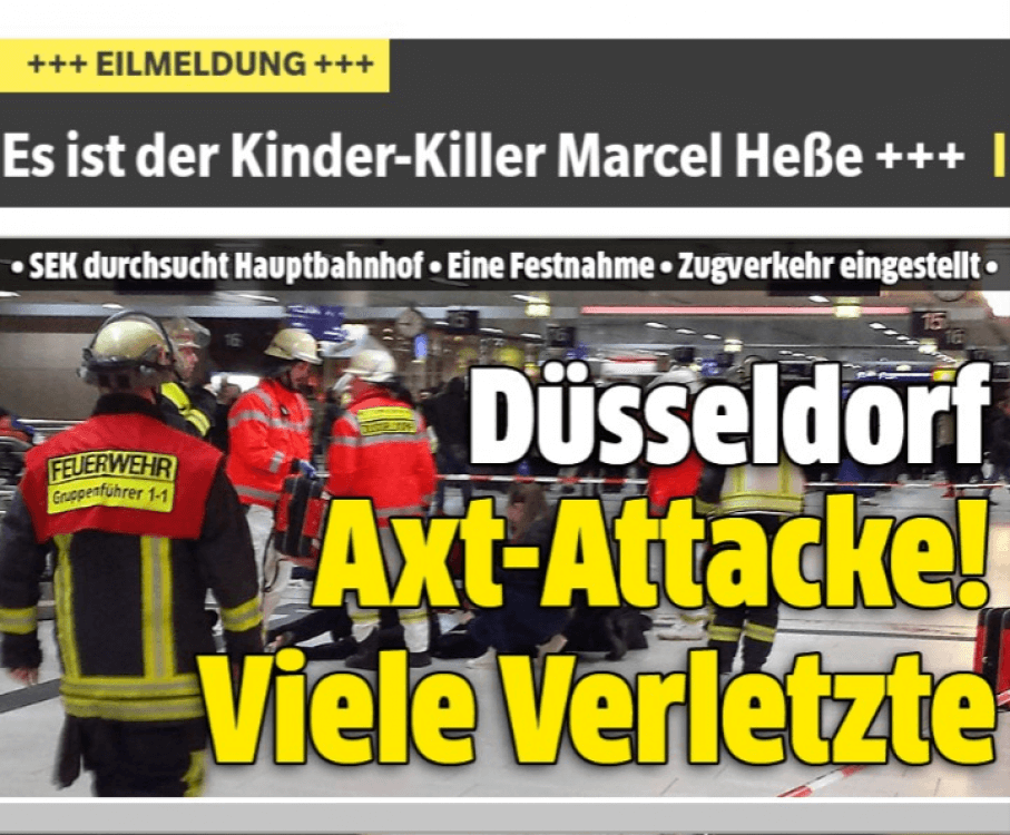 Kinder-Killer, Axt-Attacke & Co. - ist das alles noch normal?