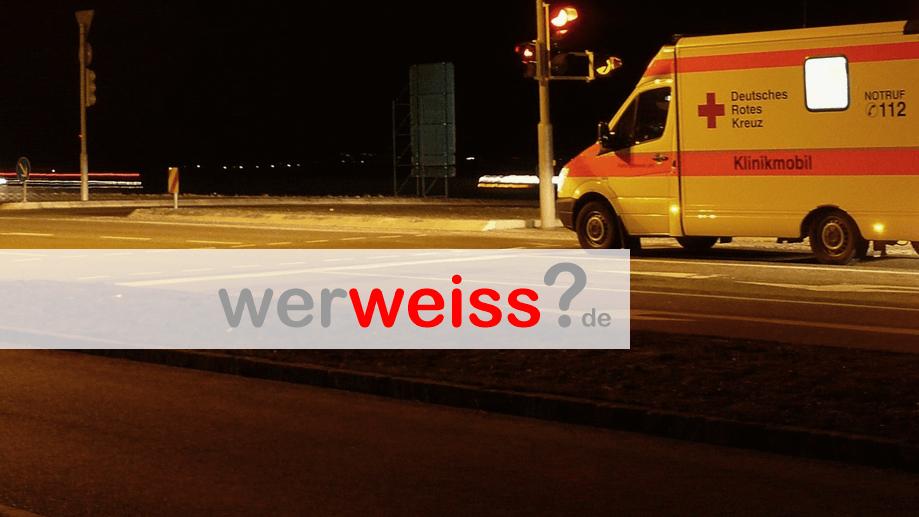 Wann muss ein Krankenwagen da sein?