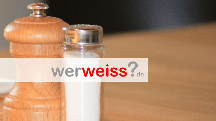 Ist Salz wirklich so ungesund?