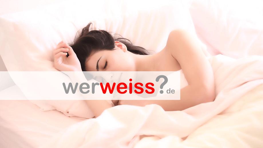 Wie kann man besser einschlafen? Gibt es gute Tipps?