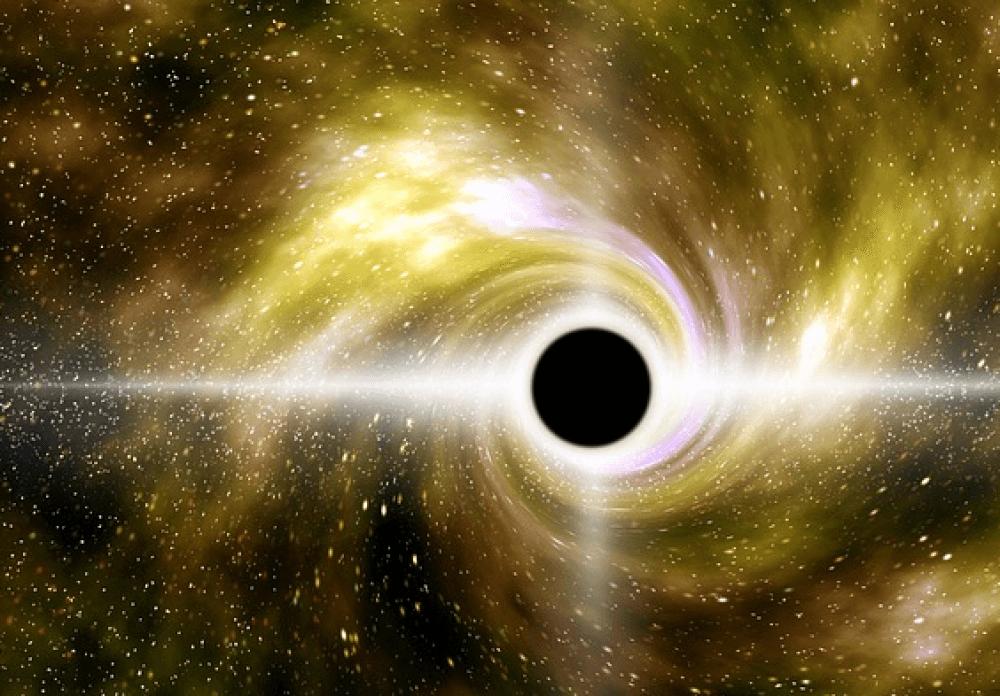Was ist ein Schwarzes Loch?